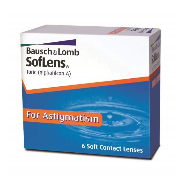 B&L Soflens 66 Toric  8.5 隱形眼鏡