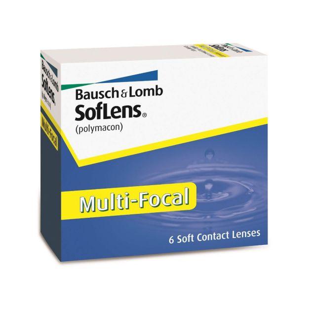 B&L SofLens Multifocal  8.5 | 8.8 隐形眼镜