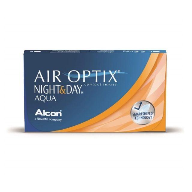 ALCON Air Optix Night & Day   8.4 | 8.6 隱形眼鏡