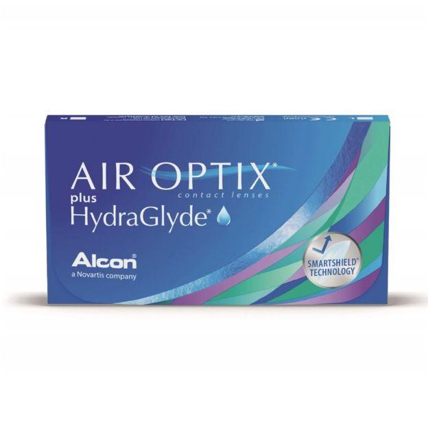ALCON Air Optix plus HydraGlyde  8.6 隱形眼鏡