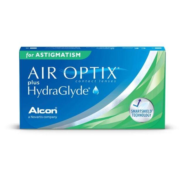 ALCON AIROPTIX Plus HydraGlyde for ASTIGMATISM  8.7 隱形眼鏡