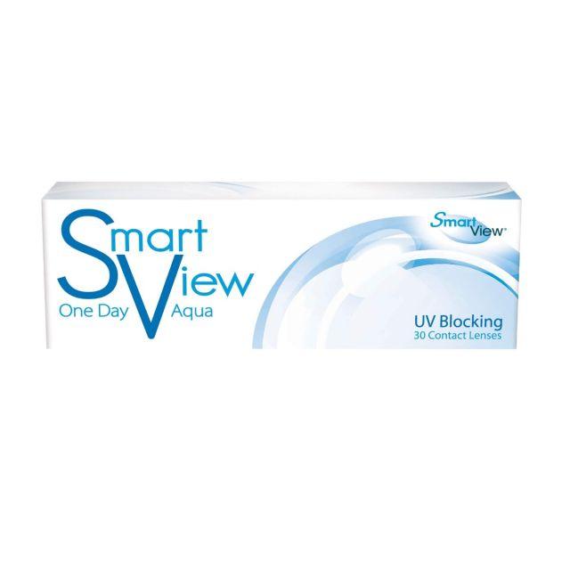 Smartview Aqua One Day 8.6 隱形眼鏡