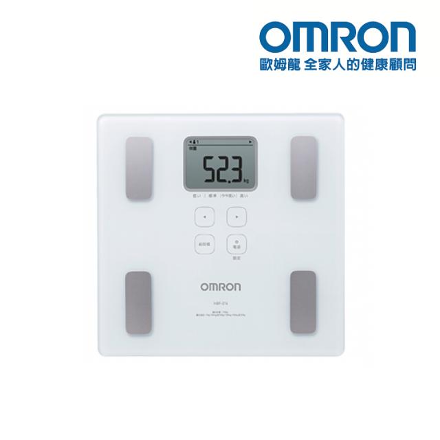 OMRON 歐姆龍體重體脂肪測量器 (HBF-214)