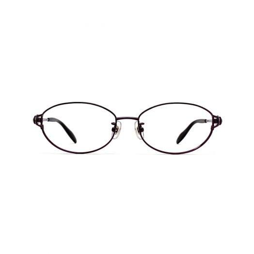 CYMA椭圆形金属眼镜架FCM-1901P