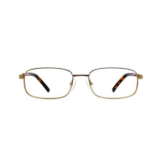 DELVINA方形全框眼鏡架FDF-1919