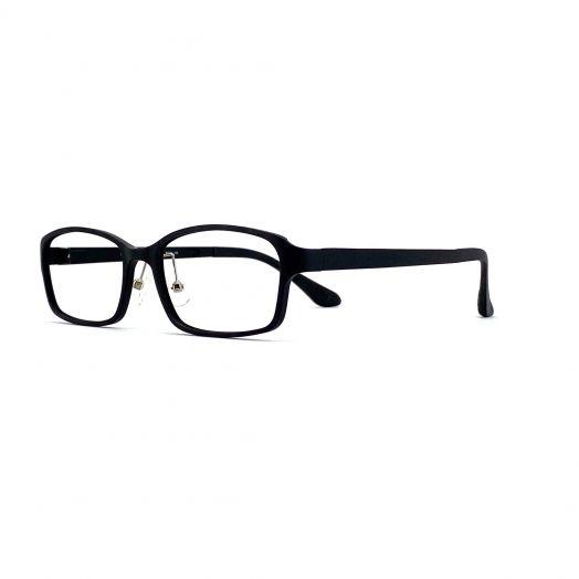 interlude Blue Block Glasses FIT-1637RP-Matte Black