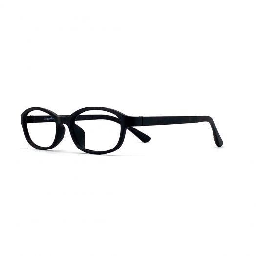 interlude Blue Block Glasses For Kids FIT-1839RP-Matte Black