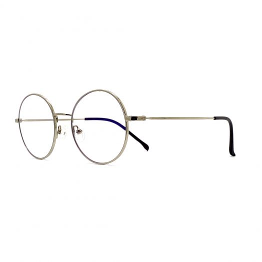 GIANTINO Blue Block Glasses FGT-2024R-Silver