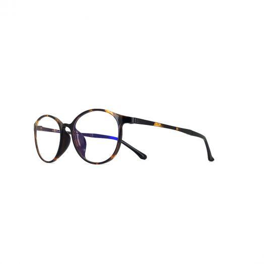 interlude Blue Block Glasses FIT-1947R-Tortoiseshell