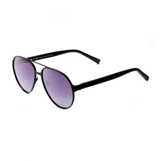 TIMBERLAND SUNGLASSES - 9145-Gray Frame With Purple Lens