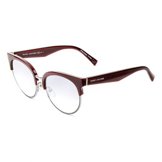 MARC JACOBS SUNGLASSES - 170S-Red Frame With Gray Lens