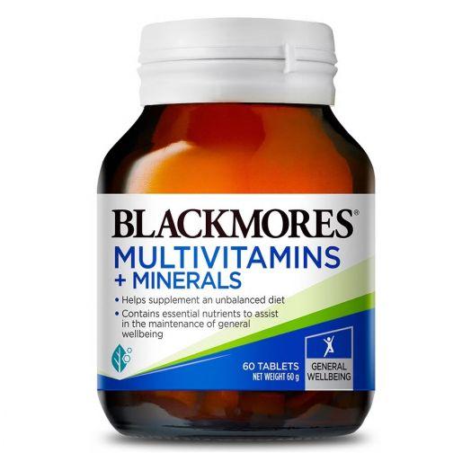 Blackmores 多元维他命+矿物质 (60粒)