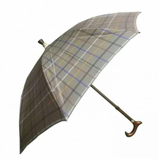 【娇小款】日系枫木伞把 耐重抗风伞骨 高密度抗UV台湾伞布