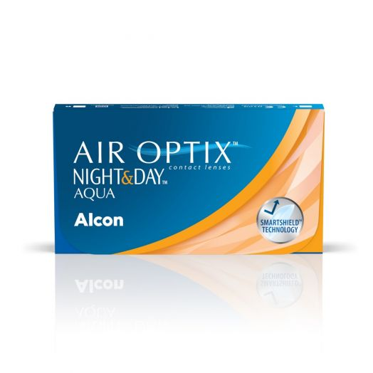ALCON Air Optix Night & Day   8.4 | 8.6 隐形眼镜