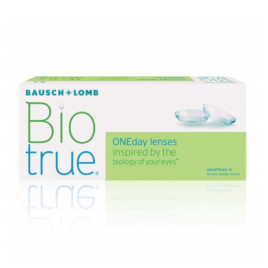 B&L Biotrue ONEday 8.6