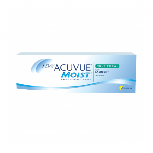 1-Day ACUVUE MOIST Multifocal 8.4 (30)