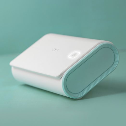 MOMAX Power UV-C BOXX 無線充電360紫外光深層消毒盒