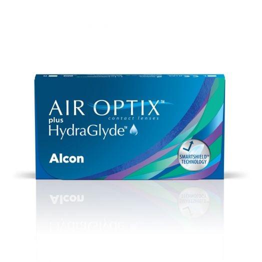 ALCON Air Optix plus HydraGlyde  8.6 隐形眼镜