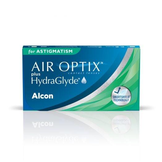 ALCON AIROPTIX Plus HydraGlyde for ASTIGMATISM  8.7 隐形眼镜