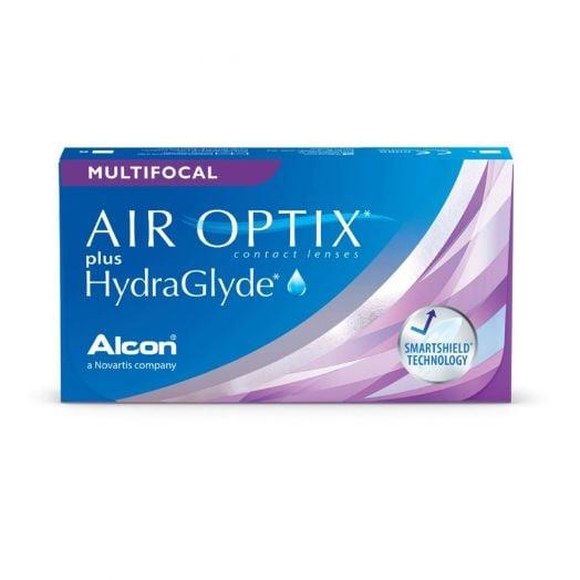 ALCON AIROPTIX plus HydraGlyde for MF(3)