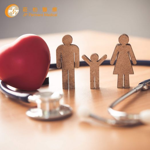 JP Partners Medical Royal Health Check [ESDJP5]