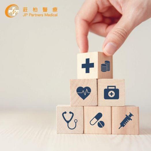 JP Partners Medical Comprehensive Health Check [ESDJP3]