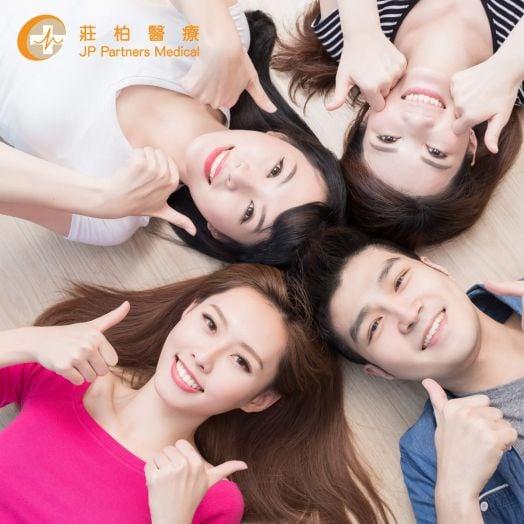 JP Partners Medical COVID-19 Pre-Vaccine Health Check [HKTVM-10]