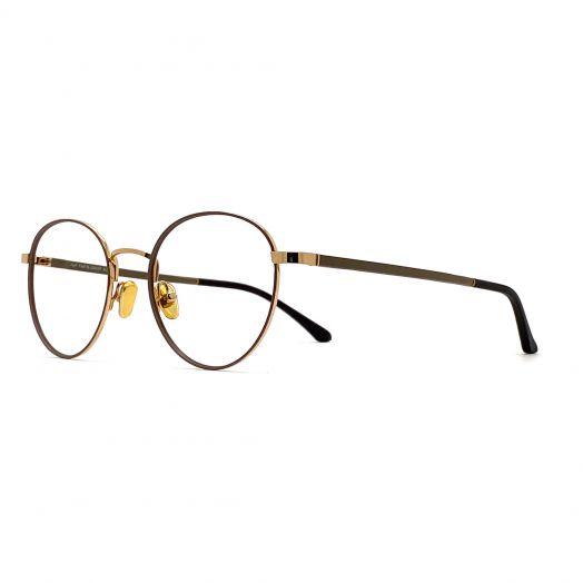 MyOB Stylish Frame FMYB-2002P-Gold Gray