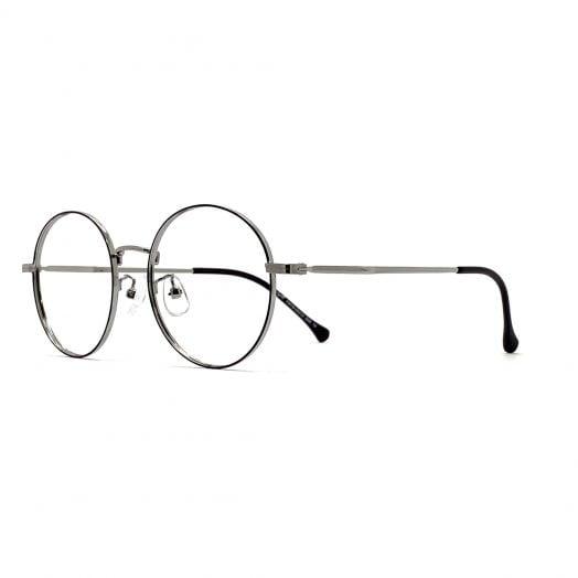 MyOB Stylish Frame FMYB-2031A-Silver Black