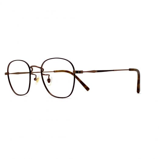 SOLVIL ET TITUS Stylish Frame FTTS-1918-Dark Brown