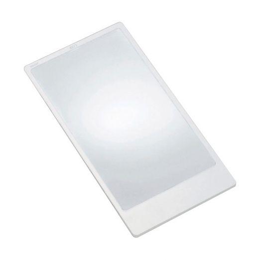 I.L.K. 019 Sheet Magnifier datebook size (2X)  71 x 127mm (Silver Case / Gold Case)