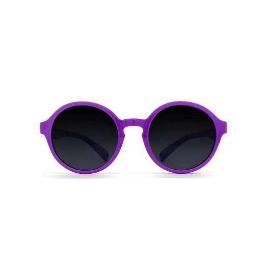 88 KIDS兒童磨砂圓框寶麗萊防UV太陽眼鏡SKS-1903