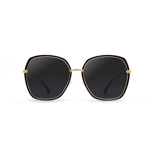 MyOB Stylish large-sized Polarized Sunglasses SMYB-1827A