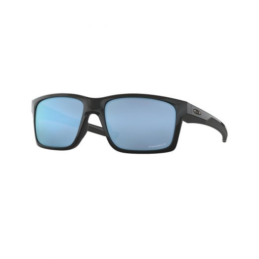 Oakley SUNGLASSES - MAINLINK - 9264 - 61-Black Frame With Blue Lens
