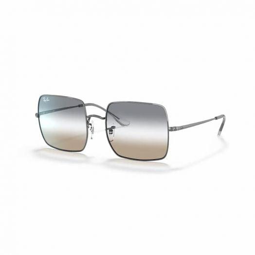 Ray-Ban SQUARE 太陽眼鏡 SRA1-1971-槍色框/灰色鏡 RB1971 004/GH 54-19