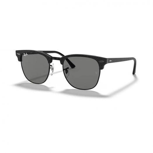 Ray-Ban CLUBMASTER 太陽眼鏡 SRA1-3016F 黑色框/灰色鏡 RB3016F 1305B1 55-26