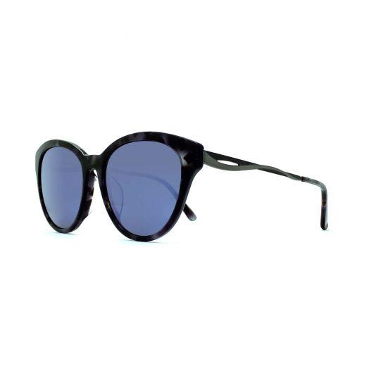 SOLVIL ET TITUS Stylish Sunglasses STS-1902-Black Frame With Blue Lens