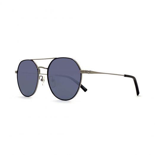 SOLVIL ET TITUS Stylish Sunglasses STS-1909-Gunmeta Frame With Gray Lens