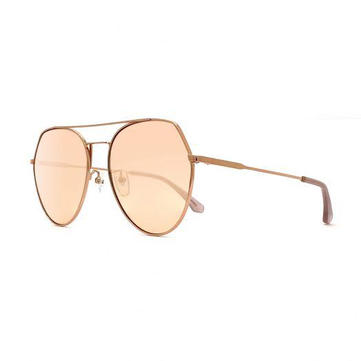 SOLVIL ET TITUS Stylish Sunglasses STS-1910-Gold
