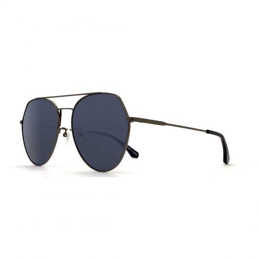 SOLVIL ET TITUS Stylish Sunglasses STS-1911-Gunmetal Frame With Gray Lens