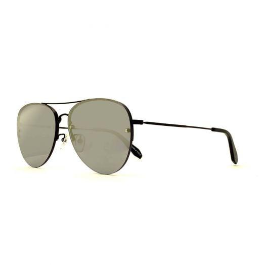 SOLVIL ET TITUS Stylish Sunglasses STS-1914-Black Frame With Gold Lens