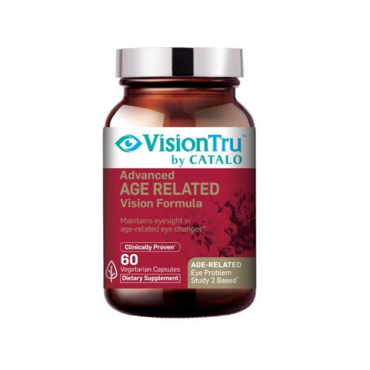 VisionTru Advanced Age related Vision Formula 60pcs (by CATALO)